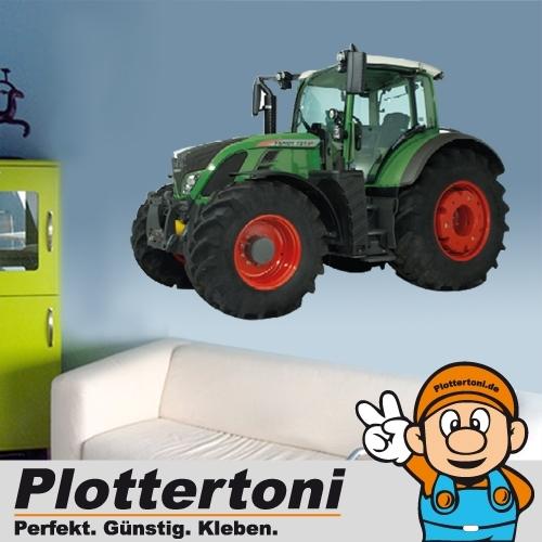 Kinderzimmer Tapete Traktor : -Wandtattoo-Traktor-Fendt-Vario-731-Aufkleber-Kinder-Kinderzimmer